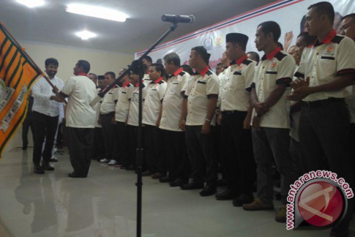 Ketua KONI Aceh Barat dilantik