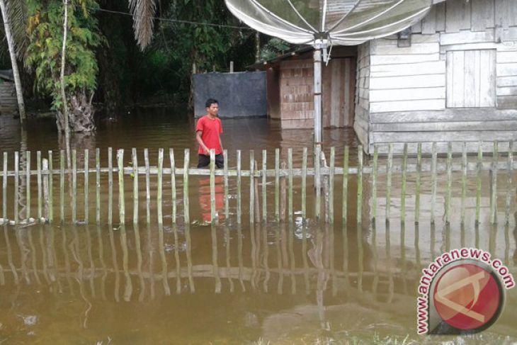 Lima desa di Aceh Selatan terendam banjir