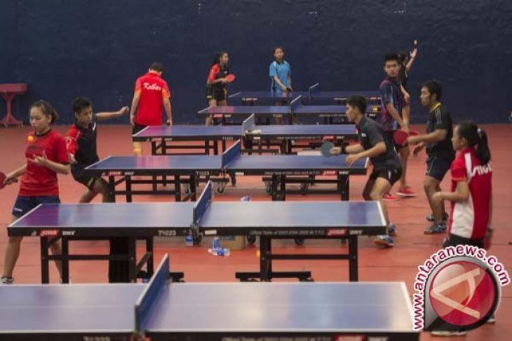 Sabang juara umum tenis meja Pra Pora