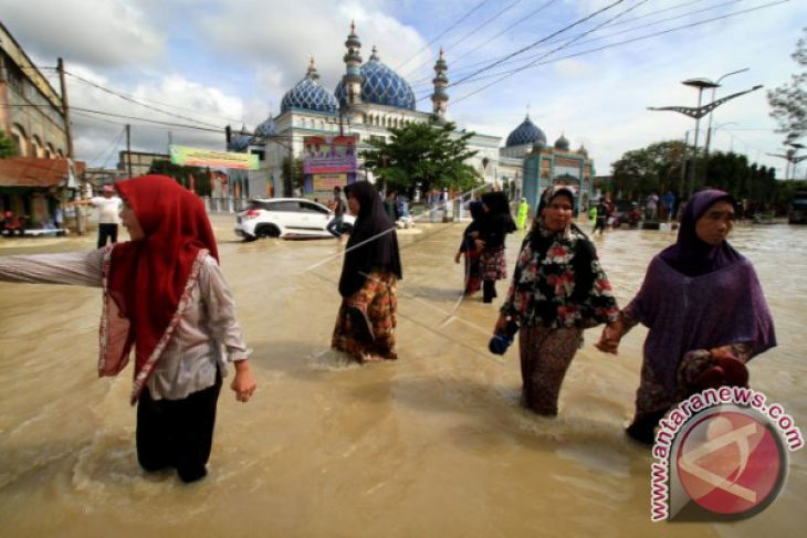 Aceh Utara Darurat Banjir