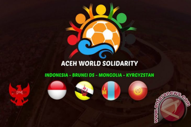 Indonesia gagal juara Aceh World Solidarity Cup