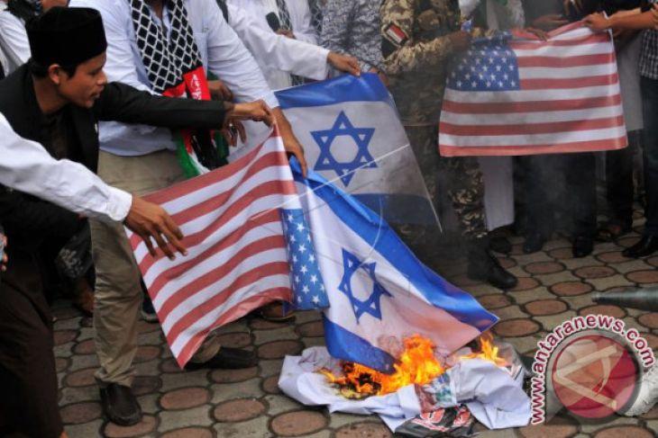 Aksi Bela Palestina Merdeka