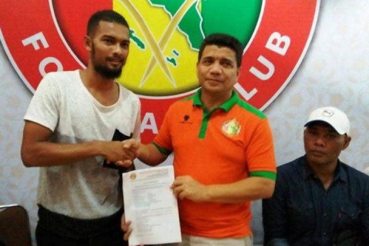 13 pemain teken kontrak dengan Aceh United