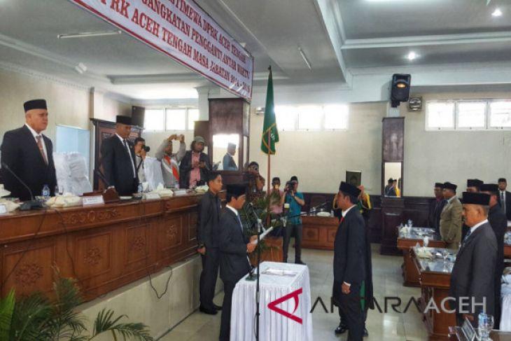 Ichwan mulyadi jadi anggota DPRK Aceh Tengah