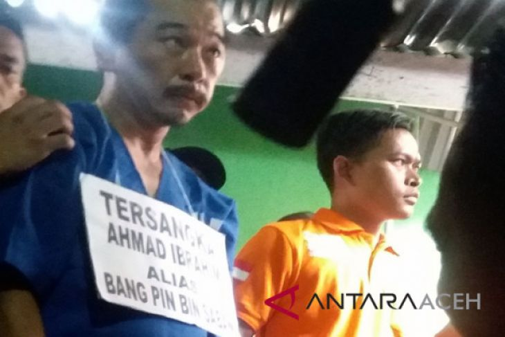 Rekonstruksi pembunuhan di Aceh Utara dihentikan