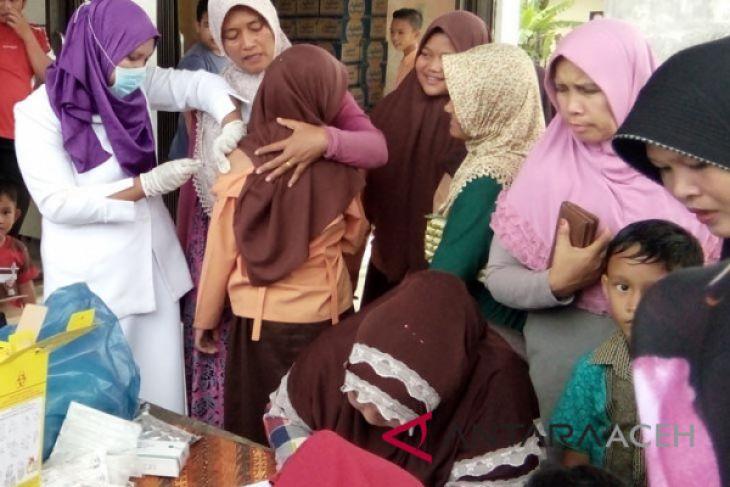 Difteri di Aceh meningkat jadi 59 kasus