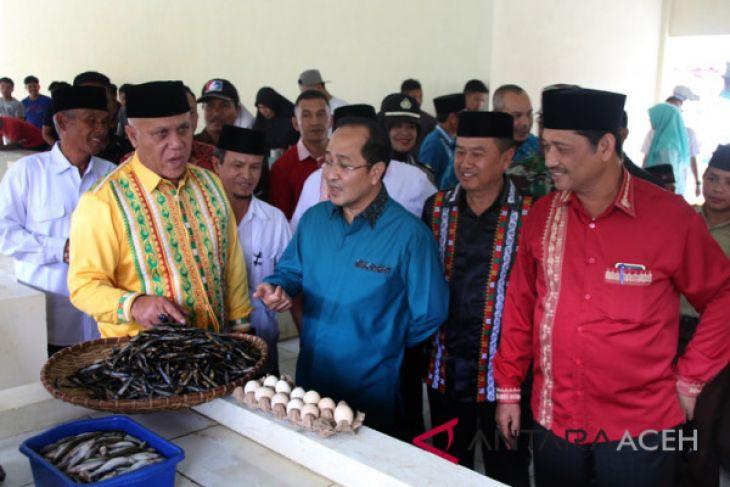 Bupati: kehadiran pasar mampu dongkrak ekonomi kampung