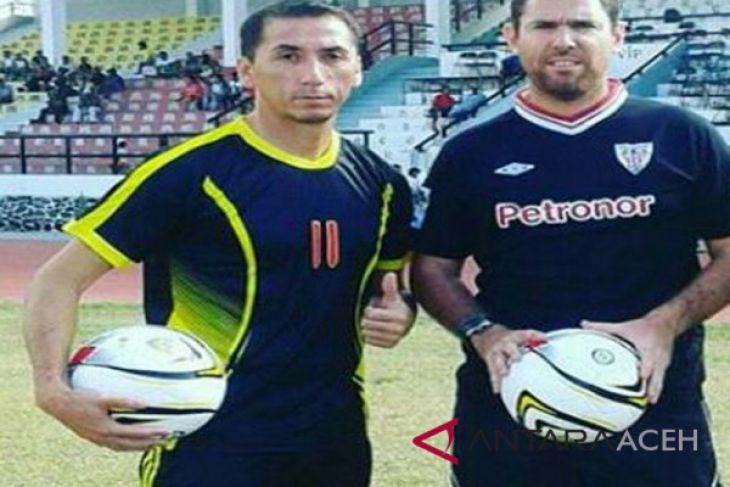 Pemain Chili akan gabung ke Aceh United