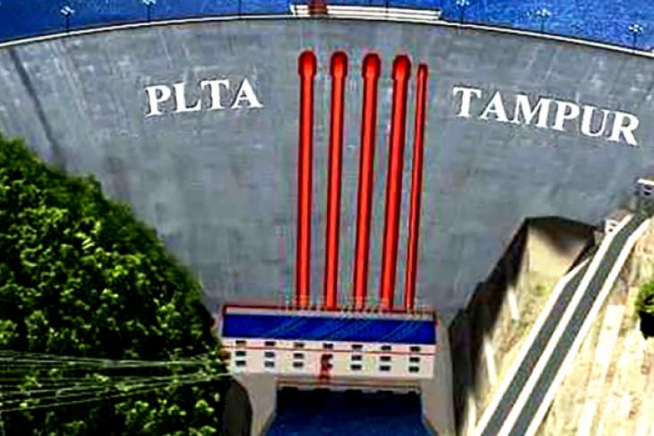 Dirjen KSDAE: pembangunan PLTA Tampur tergantung gubernur
