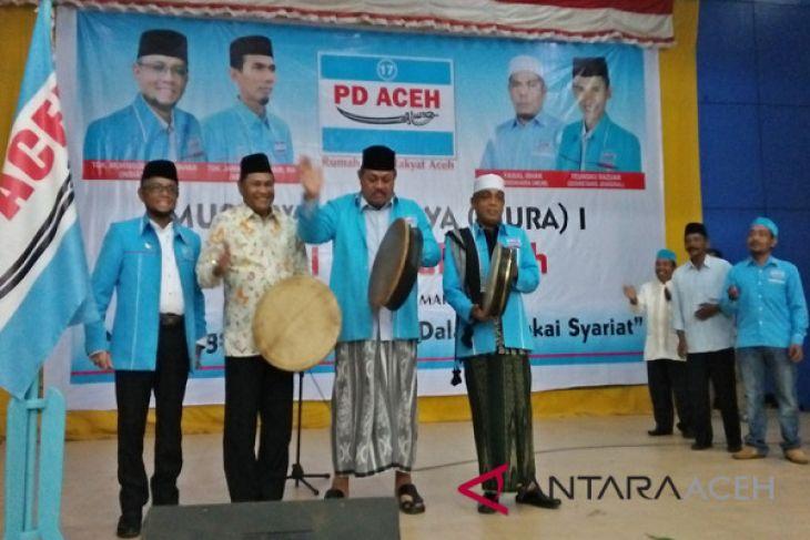 Partai Daerah Aceh targetkan tujuh kursi DPR Aceh