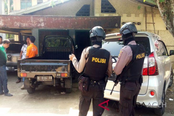 Rumah warga Aceh Utara diberondong peluru