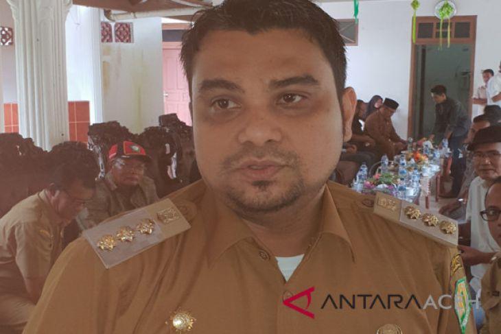 Bupati Aceh Selatan evaluasi Dinkes dan PDAM