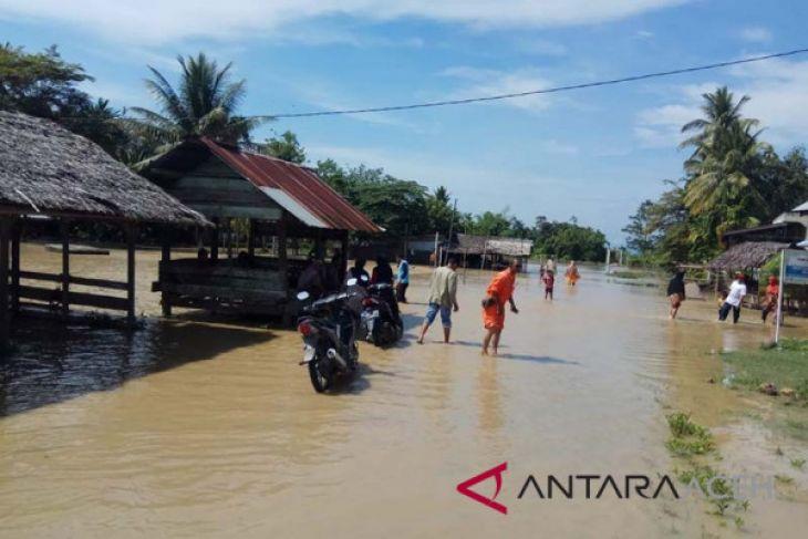 Banjir rendam 146 rumah di Aceh Jaya