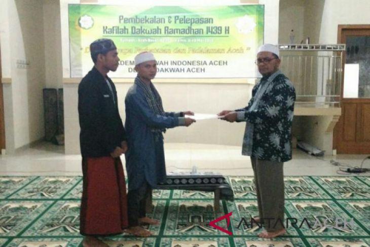 Akademi dakwah kirim dai ke perbatasan Aceh