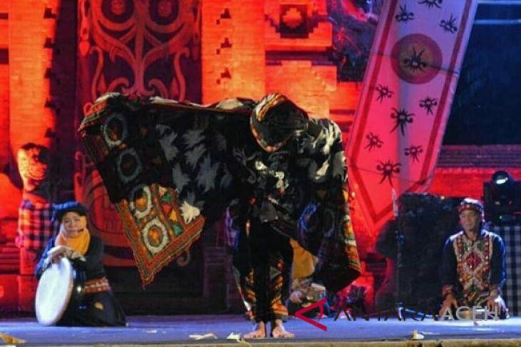 Tari guel dan sining Gayo tampil di Bali