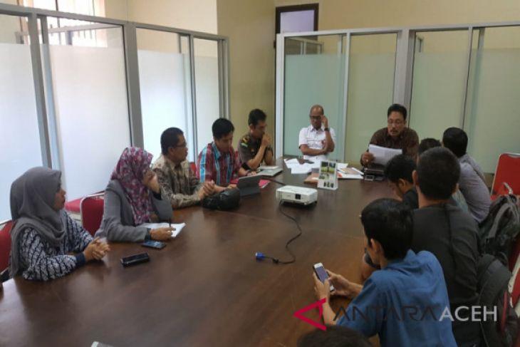 KPK supervisi tiga perkara korupsi di Aceh