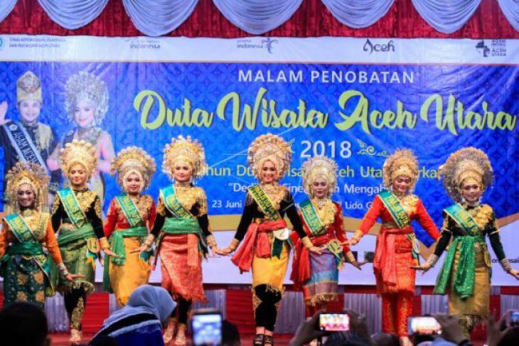 Alfis - Maulida duta wisata Aceh Barat 2018