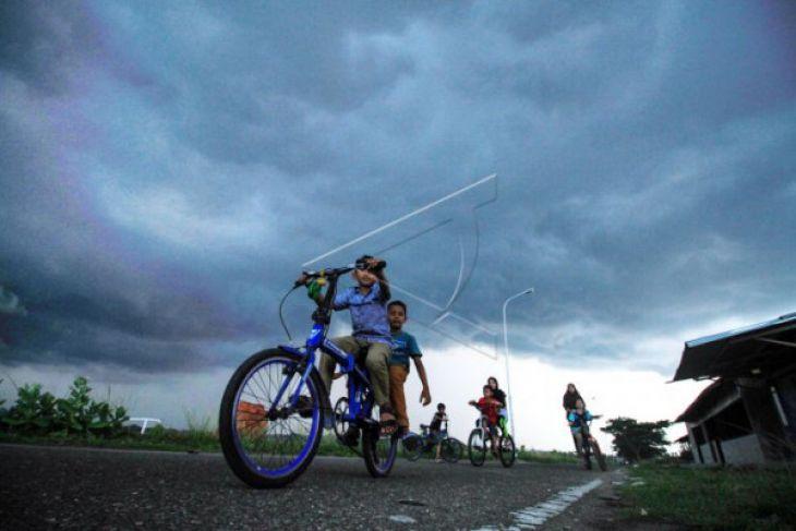 BMKG: cuaca di Aceh terdampak badai situ