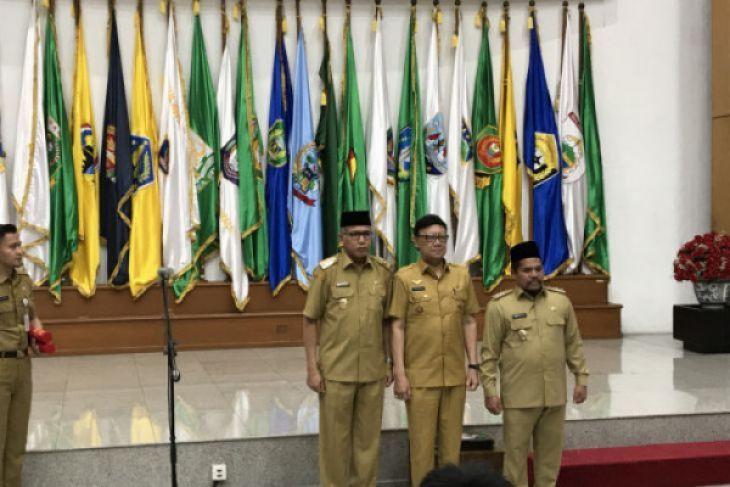 Mendagri serahkan surat tugas Plt Gubenur Aceh