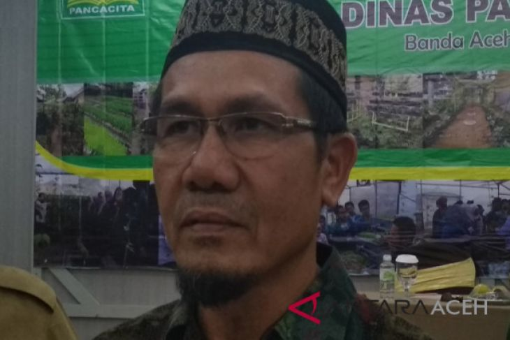Pola pangan masyarakat Aceh masih rendah