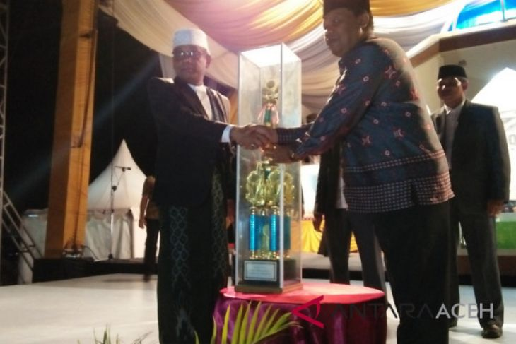 Darul Imarah juara umum MTQ Aceh Besar