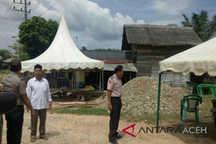 Warga tewas tersengat listrik di Aceh Timur