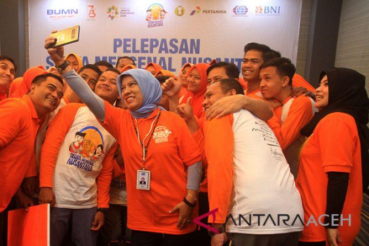 Peserta SMN diminta banggakan Aceh