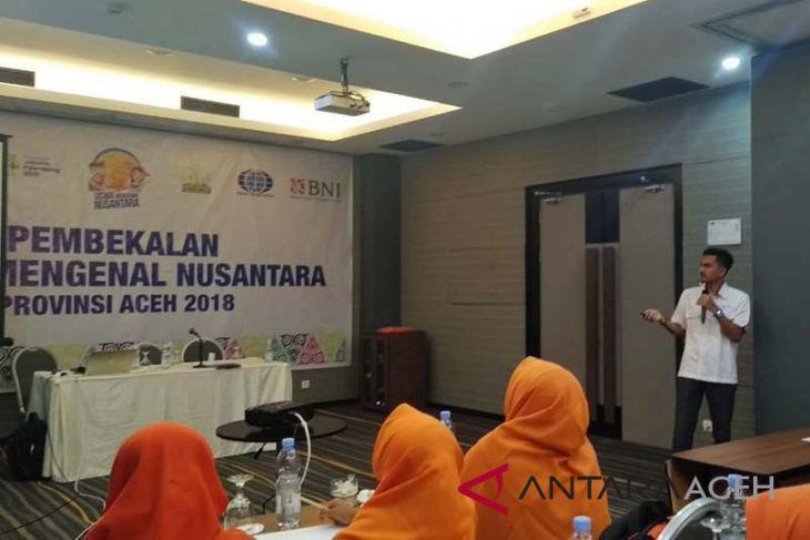 LKBN Antara bekali 26 peserta SMN Aceh