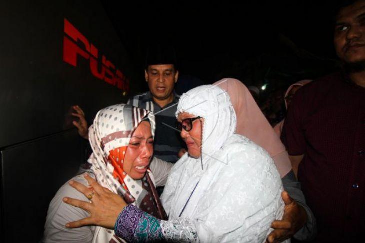 Pemberangkatan Jamaah Calon Haji dari Aceh