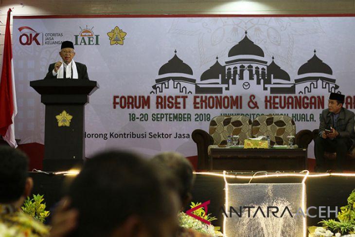 Ma`ruf: Jokowi bertekad Indonesia penghasil produk halal dunia