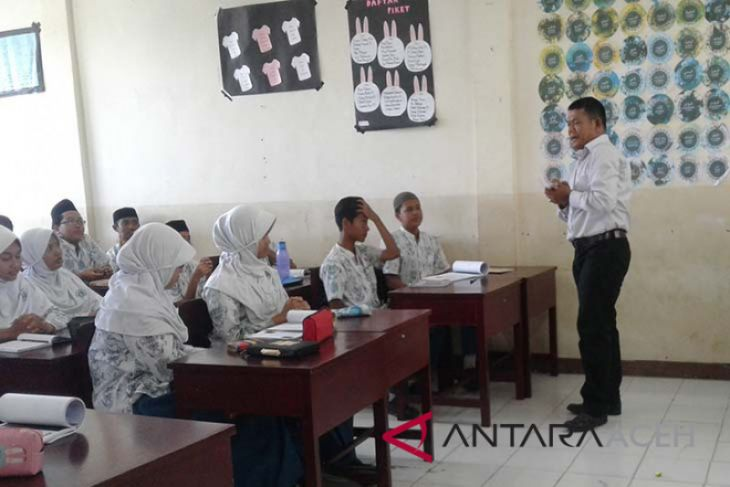 Dosen UTU perkuat pendidikan karakter pelajar Madrasah