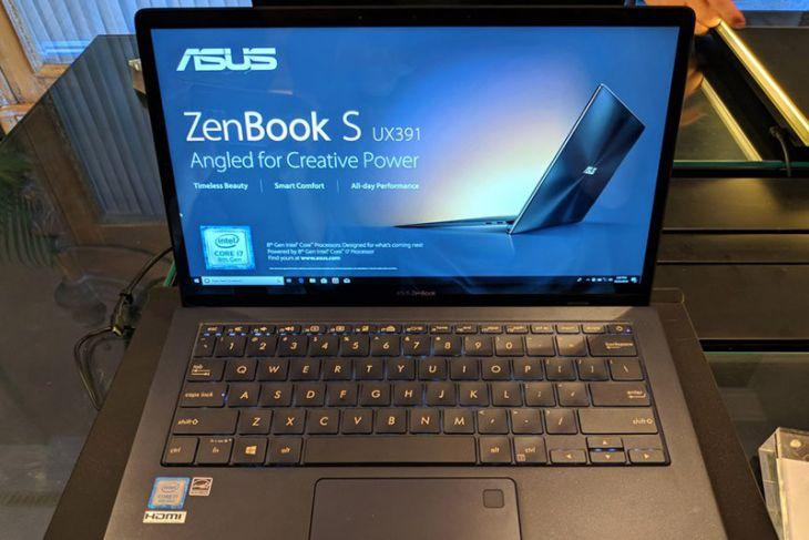 ASUS rilis laptop Premium Zenbook S