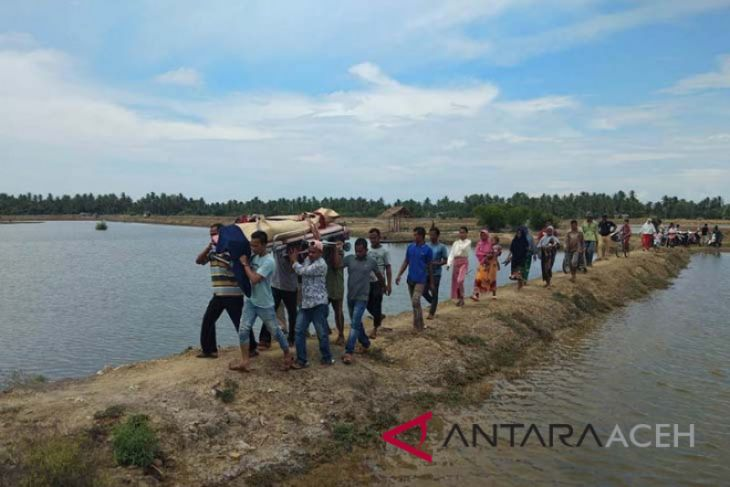 Seorang petani Aceh Utara tewas di tambak