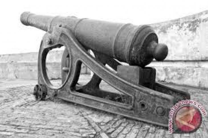 Meriam kuno di Abdya hilang