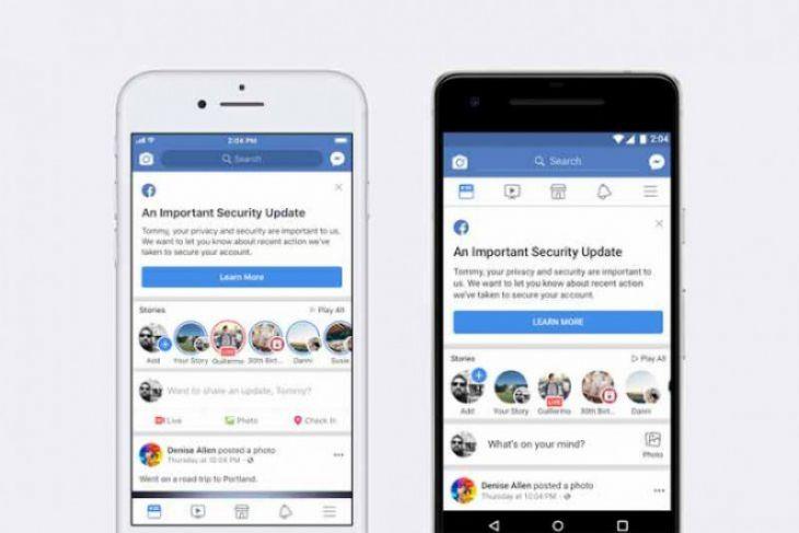 50 juta akun Facebook diretas