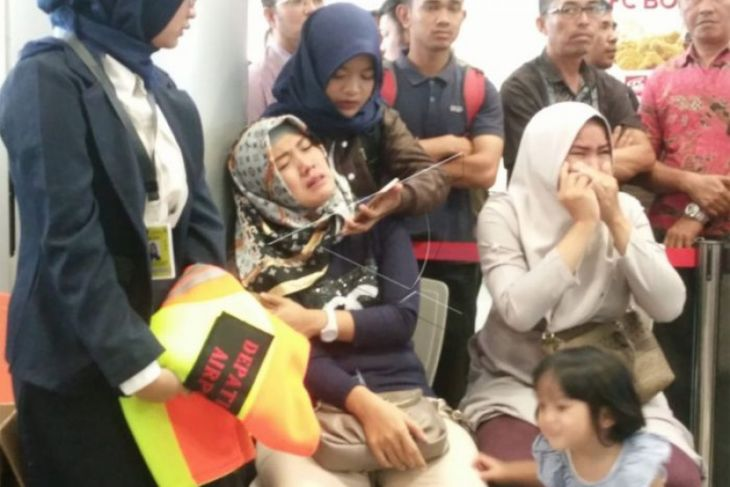 Keluarga korban berharap Lion Air tak persulit urusan ADM