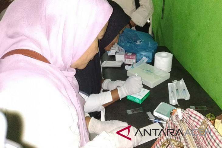Dua warga Aceh Barat terinfeksi malaria monyet