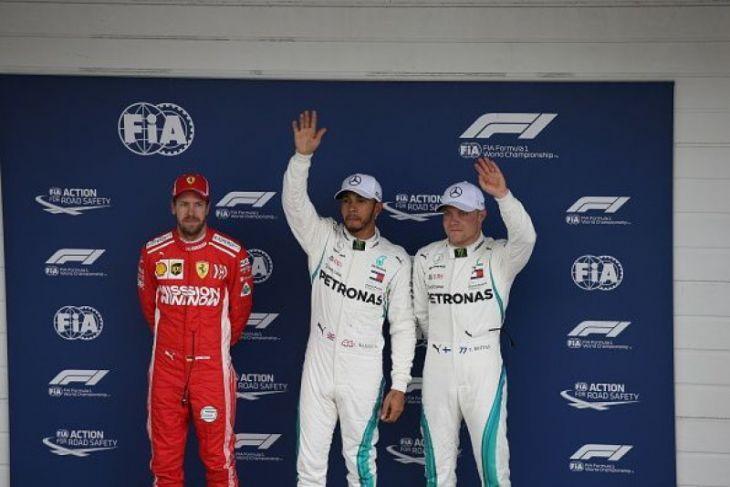 Lewis pastikan juara dunia Formula Satu