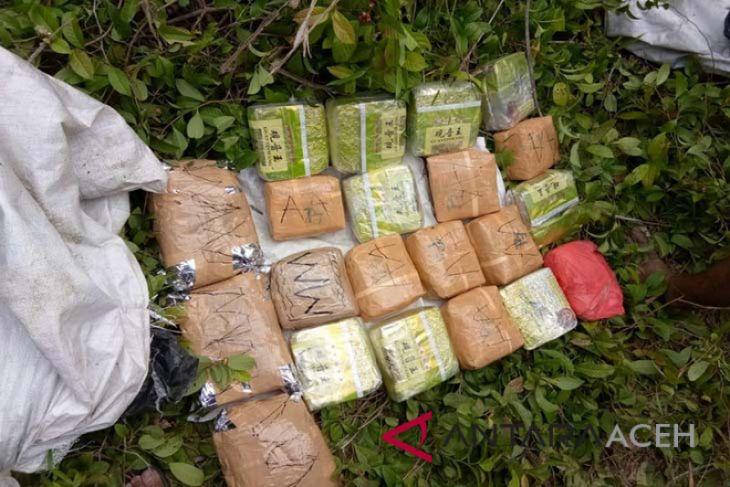 BNN tangkap dua penyelundup narkoba ke Aceh jaringan internasional