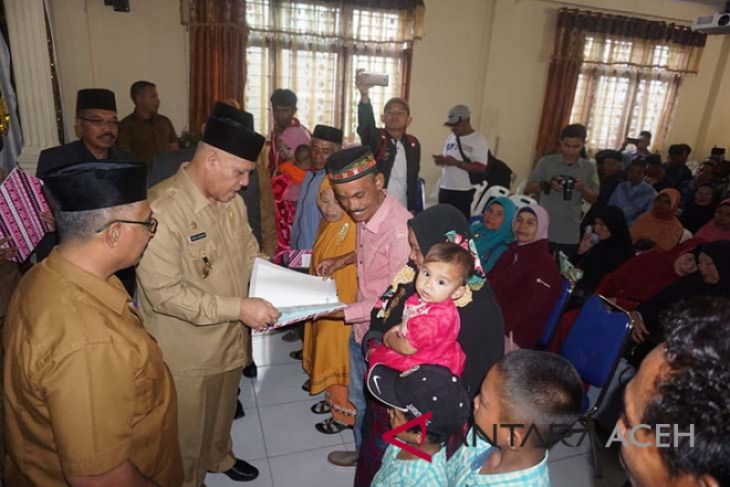 Bupati Aceh Tengah berharap isbat nikah berkelanjutan