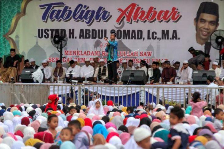 Tablig Akbar UAS di Lhoksukon, Aceh Utara