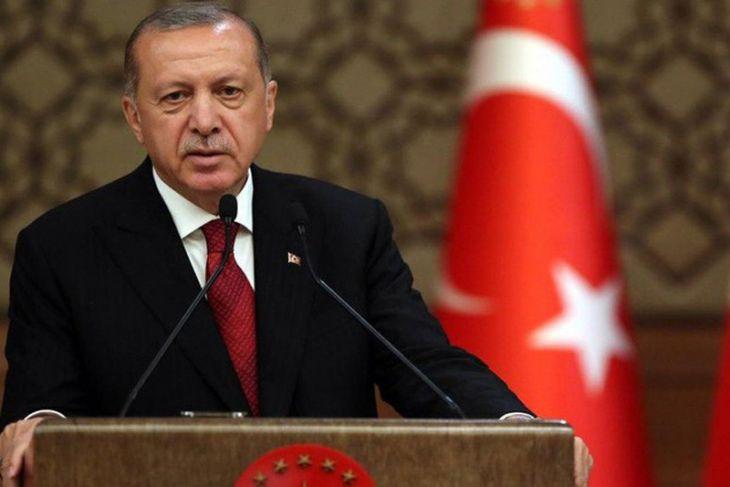 Erdogan tak bermaksud merusak Kerajaan Saudi soal Khashoggi