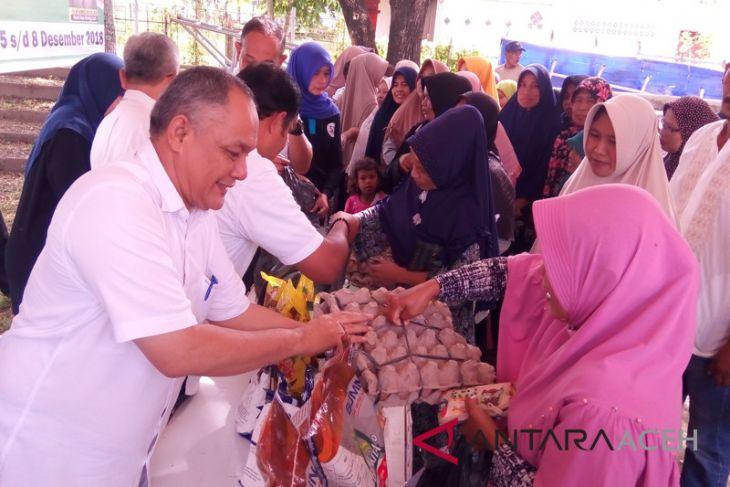 Pemerintah Aceh bertekad tingkatkan pelaksanaan pasar murah