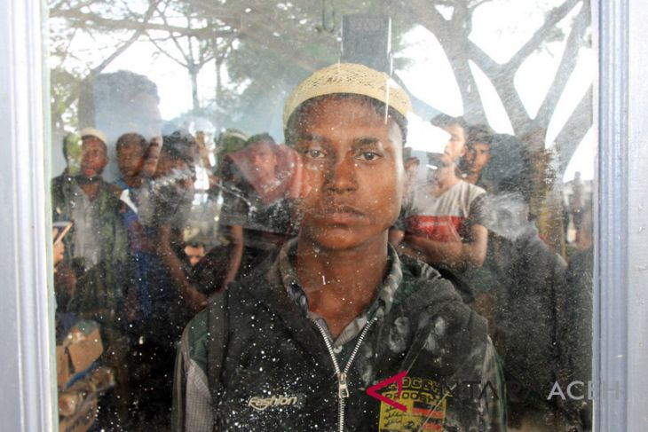 20 etnis Rohingya diserahkan ke Pemkab Aceh Timur