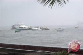 BMKG: waspadai hujan lebat di laut Arafura