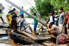 Nelayan diimbau waspadai gelombang tinggi