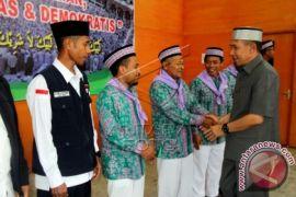 Garuda siap layani 856 JCH Maluku