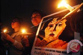 Diskusi media massa bahas pola kekerasan seksual