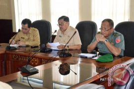 Pemprov Maluku, TNI/Polri Gelar Rapat Pemberantasan Terorisme