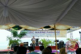 Gubernur Tinjau Pameran Festival Teluk Ambon